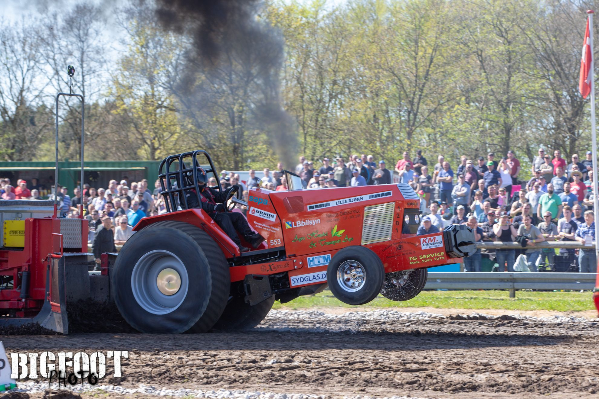 traktortræk 2017 fyn